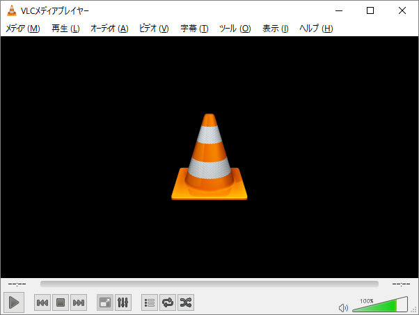 vlc media player portable 使い方