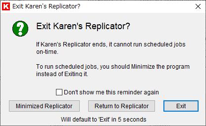 Karen's Replicator