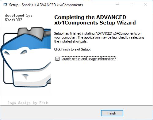 ADVANCED x64ComponentsPM