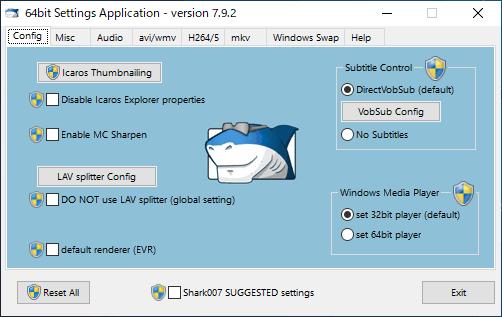 STANDARD x64ComponentsPM
