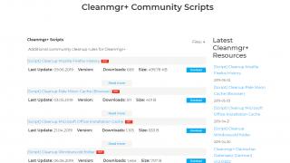 Cleanmgr+