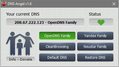 DNS Angel