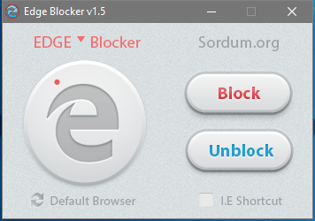 Edge Blocker