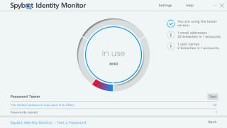 Spybot Identity Monitor