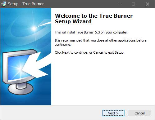 True Burner
