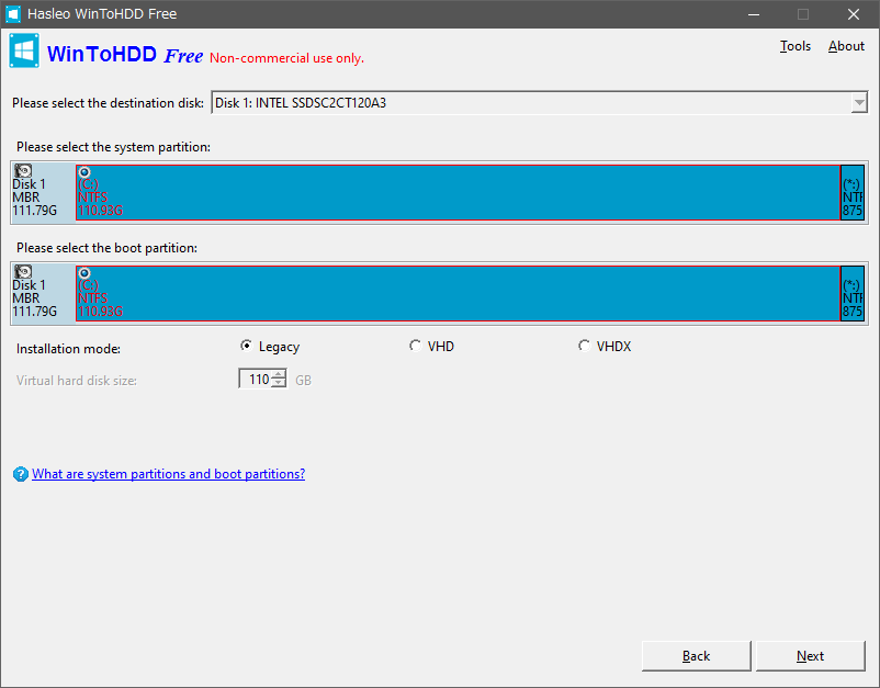 WinToHDD