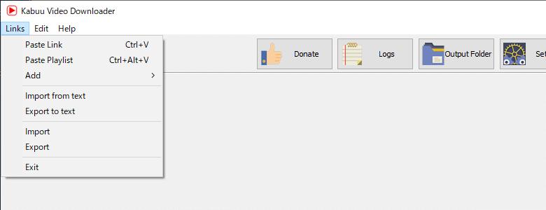 Kabuu Video Downloader