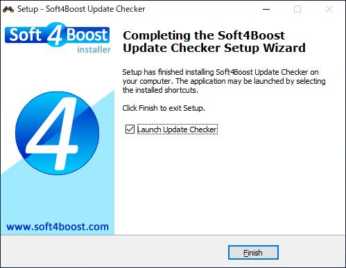 Soft4Boost Update Checker