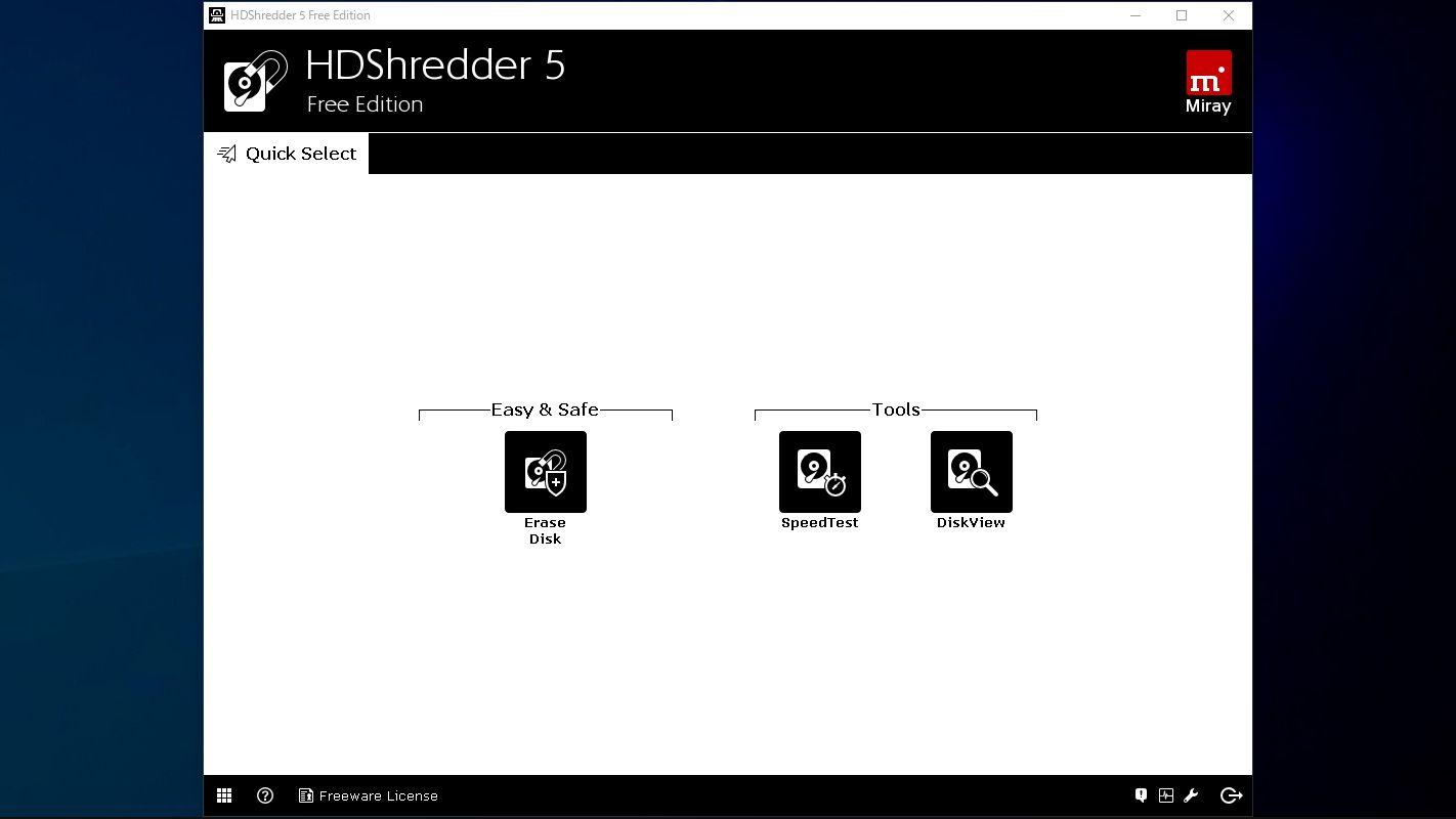 HDShredder