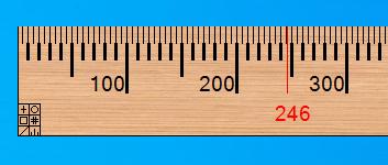 A Ruler for Windows