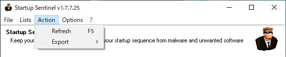 Startup Sentinel
