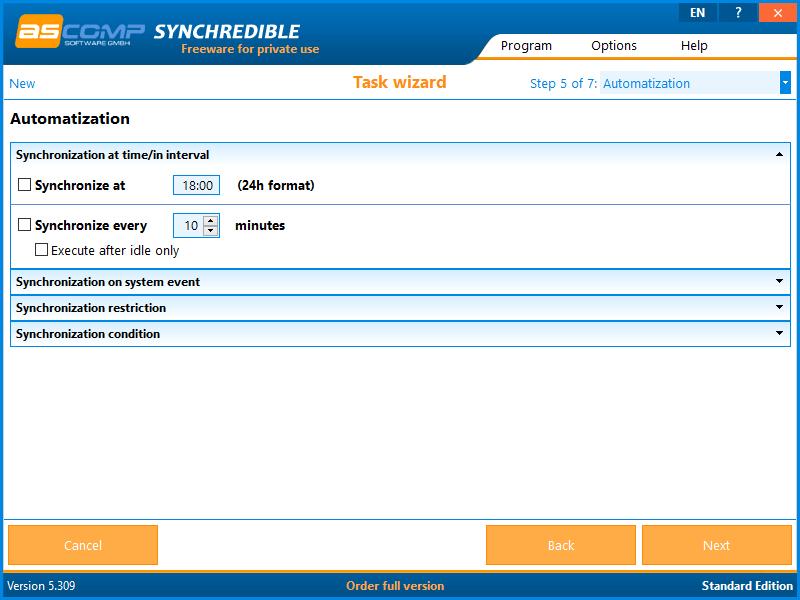 Synchredible