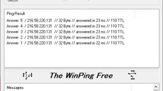 WinPing