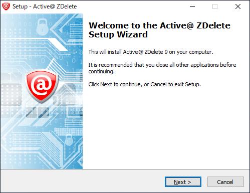 Active@ ZDelete