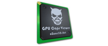 GPU Caps Viewer