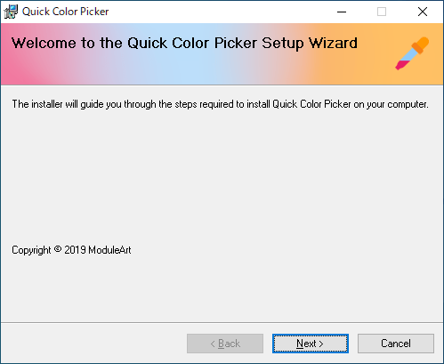 Quick Color Picker