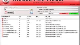 Hidden File Finder