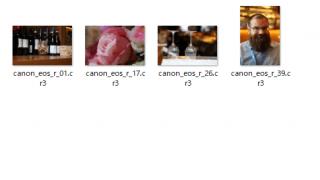 Raw 画像拡張機能