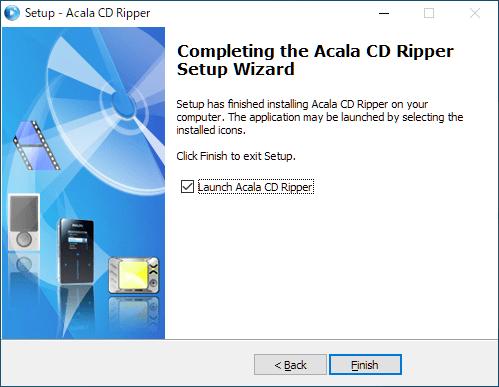 Acala CD Ripper