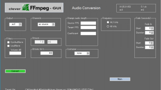clever FFmpeg-GUI