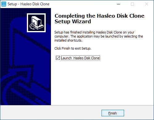 Hasleo Disk Clone