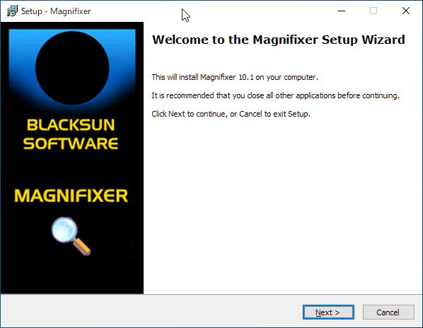 Magnifixer