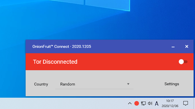 OnionFruit Connect