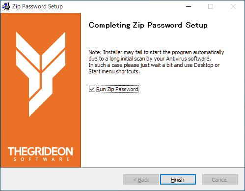 Zip Password