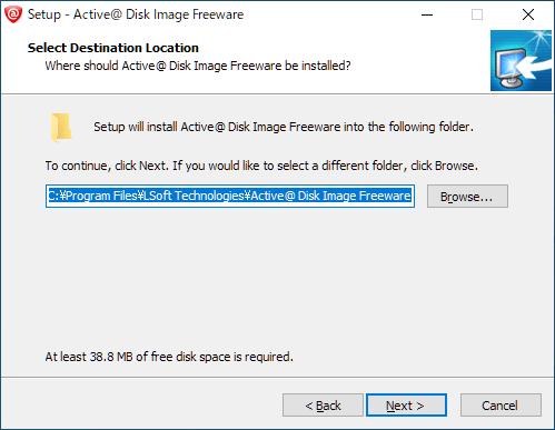 Active@ Disk Image Lite