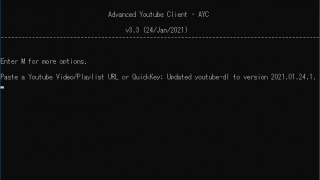 Advanced Youtube Client - AYC