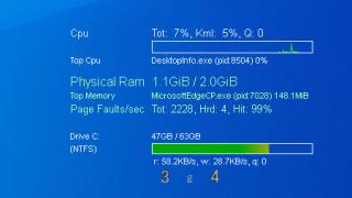 Desktop Info