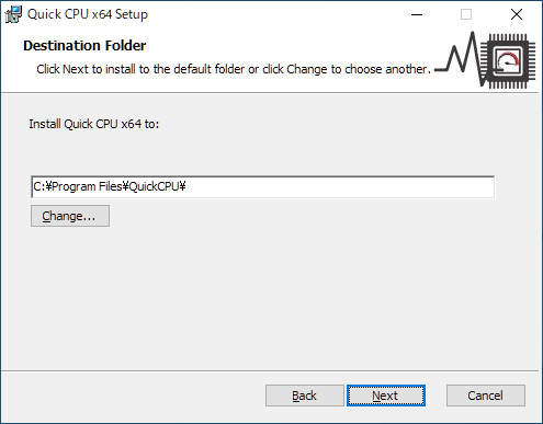Quick CPU