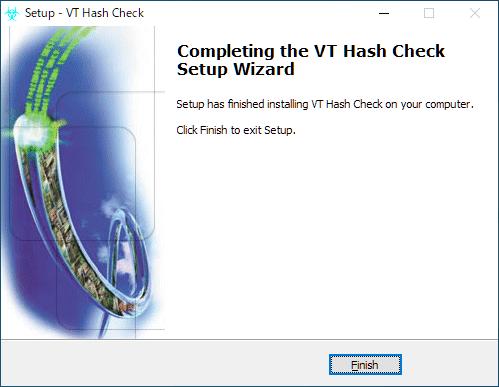 VT Hash Check