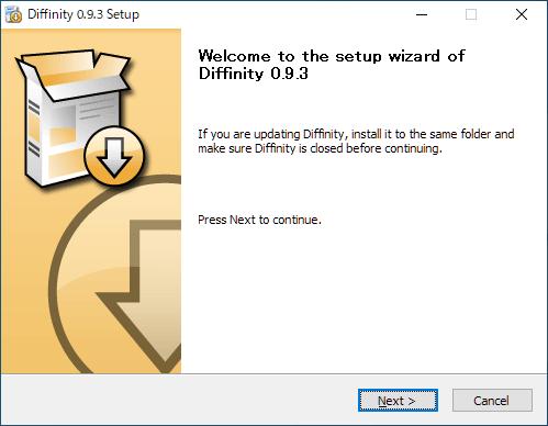 Diffinity