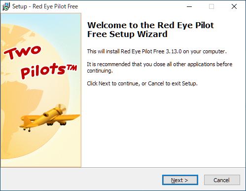 Red Eye Pilot