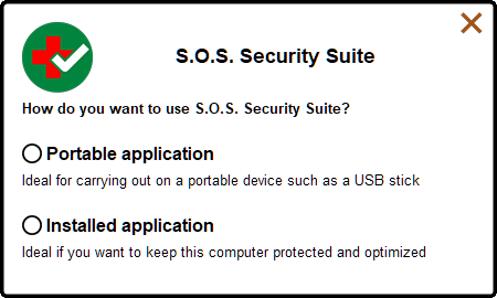 S.O.S. Security Suite