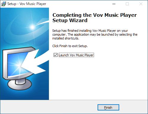 Vov Music Player