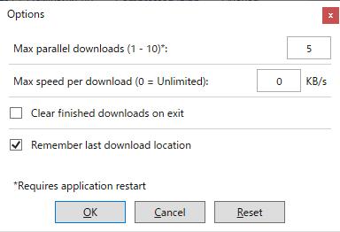 AM Downloader