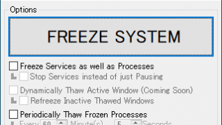 FreezeToStock