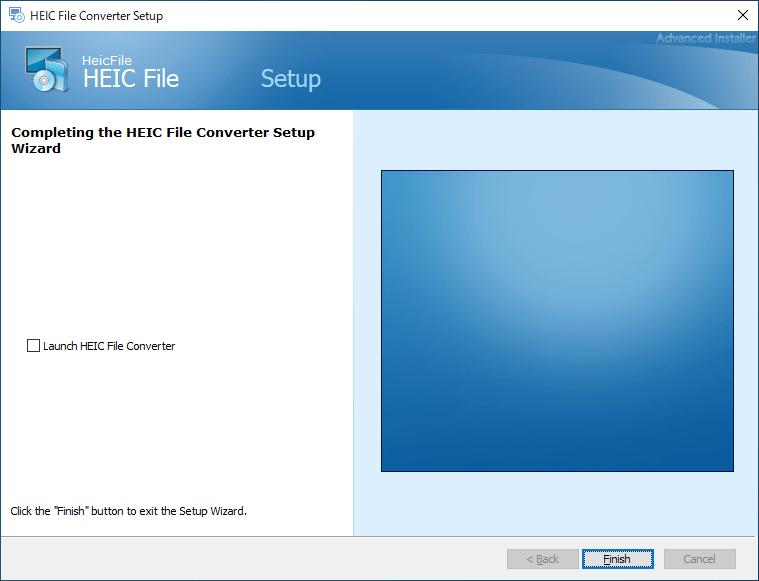HEIC File Converter