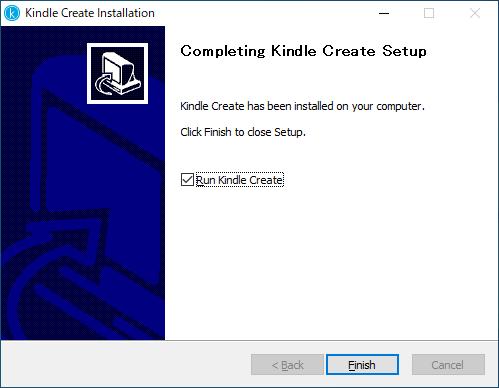 Kindle Create