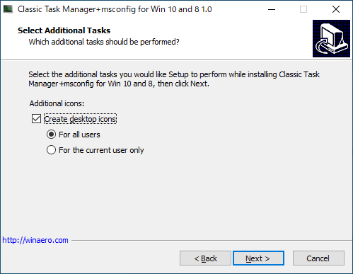 Classic Task Manager