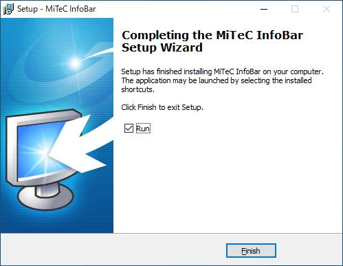 MiTeC InfoBar