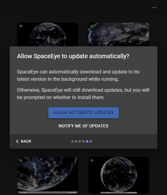 SpaceEye