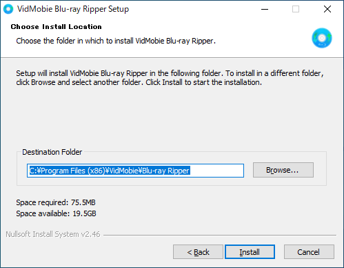 VidMobie Blu-ray Ripper