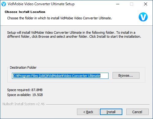 VidMobie Video Converter Ultimate