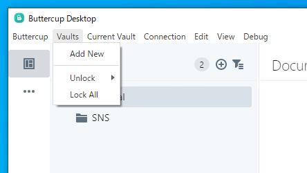 Buttercup for Desktop