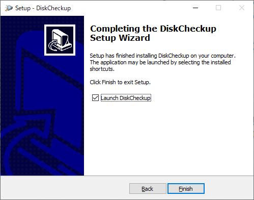 DiskCheckup