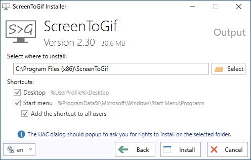 ScreenToGif