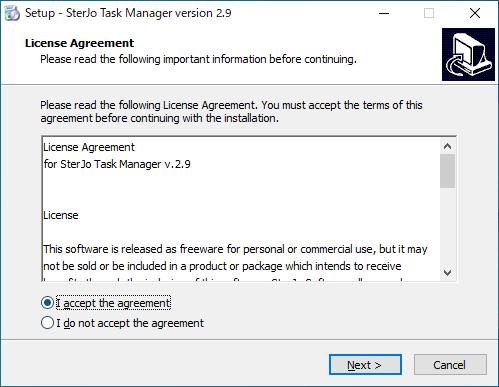 SterJo Task Manager